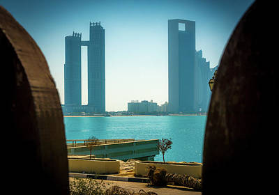 Photograph - Abu Dhabi by Andrew Matwijec