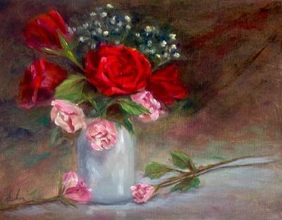 Painting - Abundance by Anne Barberi
