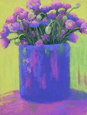 Painting - Abundance by Nancy Jolley