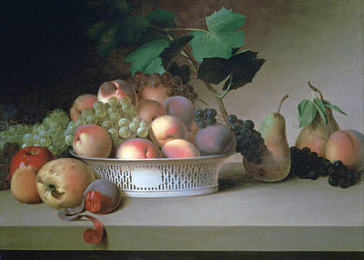 Painted Image Photograph - 'abundance Of Fruit' Painting by Photos.com