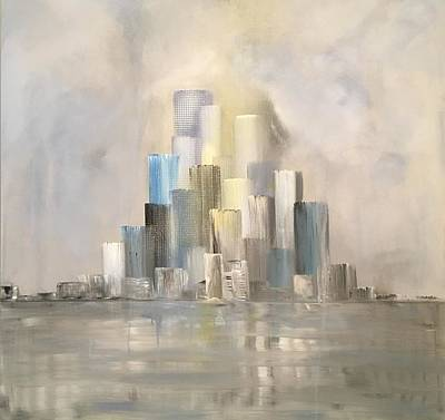 Painting - Abundance by Soraya Silvestri
