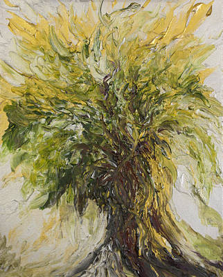 Abundance Tree Art Print