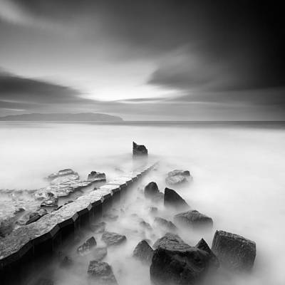 Atlantic Ocean Photograph - Abyss by Pawel Klarecki