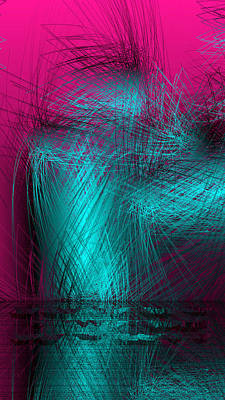 Design Digital Art - Ac-2-66 by Gareth Lewis