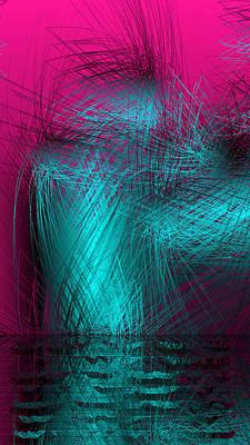 One Digital Art - Ac-2-72 by Gareth Lewis
