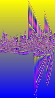 Digital Digital Art - Ac-5-10 by Gareth Lewis