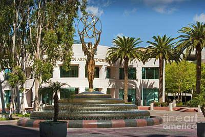 Academy Of Television Arts Photograph - Academy Of Television Arts N Sciences by David Zanzinger