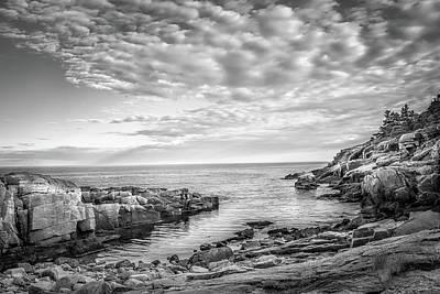 Photograph - Acadia Coast by Brian Caldwell