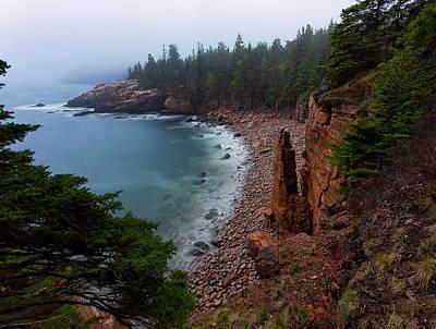 Photograph - Acadia National Park by Dana Plourde