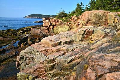 Photograph - Acadia National Park by Ray Mathis