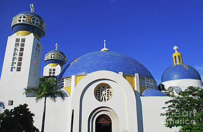 Photograph - Acapulco Cathedral 11 by Randall Weidner