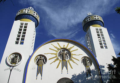 Photograph - Acapulco Cathedral 2 by Randall Weidner