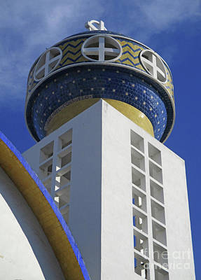 Photograph - Acapulco Cathedral 6 by Randall Weidner