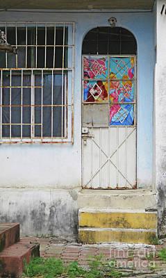 Photograph - Acapulco Door 3 by Randall Weidner