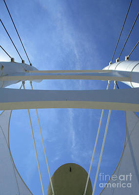 Photograph - Acapulco Footbridge 1 by Randall Weidner