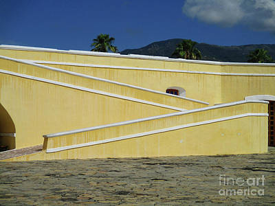 Photograph - Acapulco Fort 3 by Randall Weidner