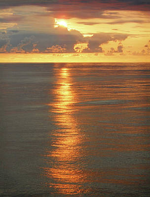 Photograph - Acapulco Sunrise 2 by Ron Kandt