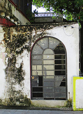Photograph - Acapulco Window 1 by Randall Weidner