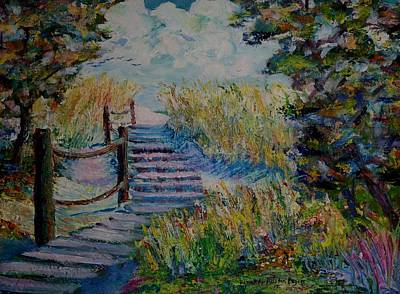 Access Granted Art Print by Dorothy Allston Rogers