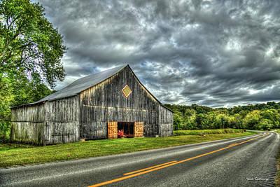 Photograph - Access To Protection Missouri Barn Farming Art by Reid Callaway
