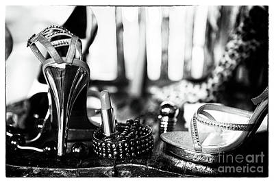 Womens Photograph - Accessories by John Rizzuto