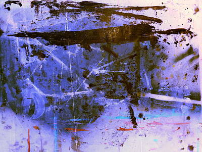 Painting - Accidental Abstract by M Diane Bonaparte