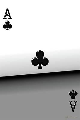 Ace Of Clubs   Original