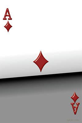 Ace Of Diamonds   Original