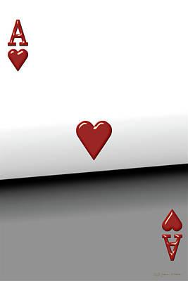 Ace Of Hearts   Original