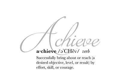 Digital Art - Achieve Definition by Jaime Friedman