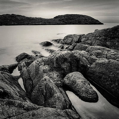 Photograph - Achmelvich Bay by Dave Bowman