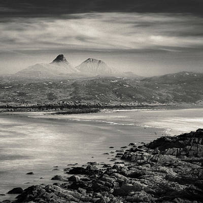 Photograph - Achnahaird Bay by Dave Bowman