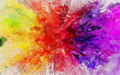 Painting - Achromata by Andrea Mazzocchetti
