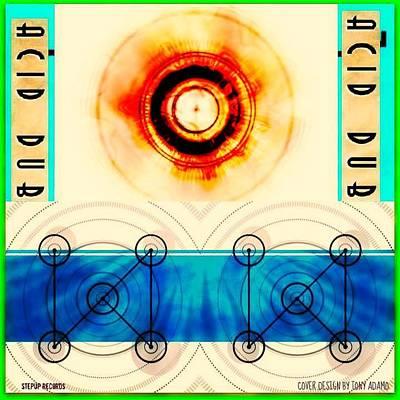Acid Dub Art Print by Tony Adamo