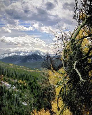 Gore Range Photograph - Acorn Creek Trail by Jim Hill