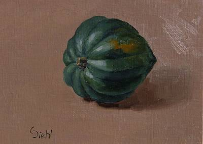 Painting - Acorn Squash by Grace Diehl