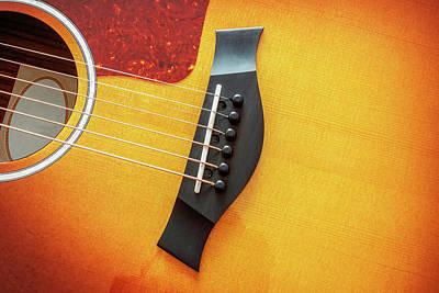 Photograph - Acoustic Bridge by Doug Long