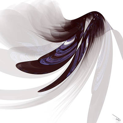 Digital Art - Acoustically by Warren Lynn