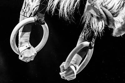 Photograph - Acrobat - 4 by Nicholas Evans