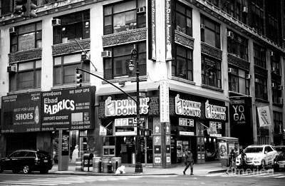 Photograph - Across 37th Street by John Rizzuto