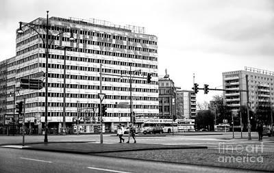 Photograph - Across Alexander Street by John Rizzuto