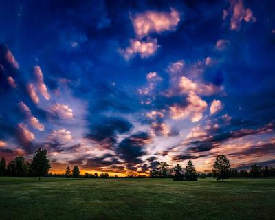 Photograph - Across Great Meadows by Chris Bordeleau