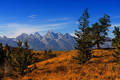 Photograph - Across Teton Valley by Greg Norrell