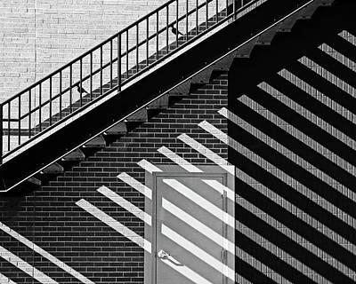 Photograph - Across The Door by Christopher McKenzie