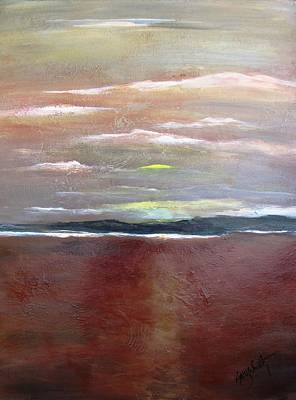 Painting - Across The Horizon by Gary Smith