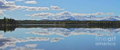 Photograph - Across The Lake by Rick Monyahan