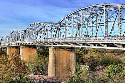 Photograph - Across The Llano by JC Findley