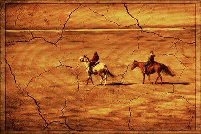 Photograph - Across The Prairie by Aleksander Rotner