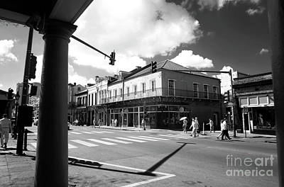 Photograph - Across The Street Infrared by John Rizzuto