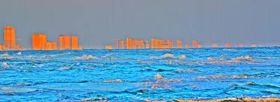 Photograph - Across The Waves To Panama City by Gary Smith